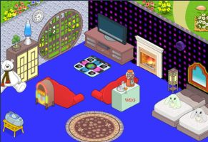Room version 0.1 by WolfDragonGod