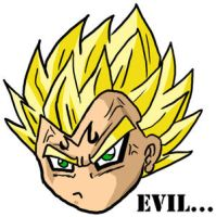Evil...YAY by Dbzbabe