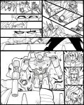 LoC Second Dawn Comic Pg 1 by Laserbot