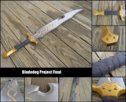 Bladedog Project Final by piratecaptain