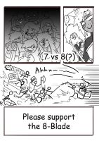 7 vs 8(?) by cielo-the-sky