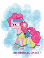 80's Music Video Pinkie by LivyLemon