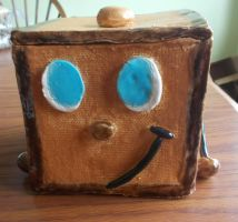 Clay Tiny Box Tim by ToastStorm