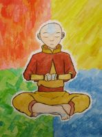 Aang for Susannah by FnrrfYgmSchnish