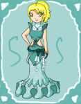 samus in a dress by ninpeachlover