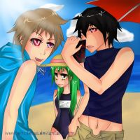 Code Geass Fans Entry - Summer by MOVOLLA