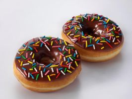 Good Looking Donuts! by tuffpuppy101