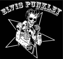 elvis punkley by deevon