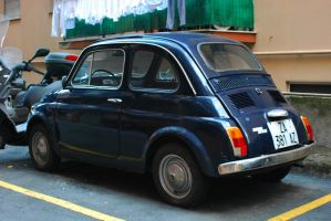 1972 Fiat 500 L by GladiatorRomanus