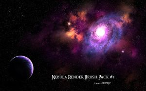 Free High Res Nebula Galaxies Star Brushes by Designslots
