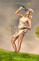 Tennis Day by JakeHays