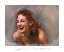 Emiliana: Happy Birthday by illusionarymind