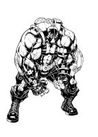 Bane inks by olivernome