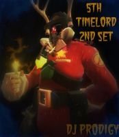 5th Timelord Of 2nd Set by TheProdigy100