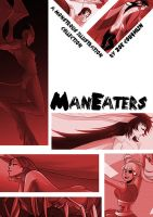 Maneaters - A Monstrous Illustration Collection by sweet-guts