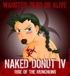 Naked Donut 4: Wang-Tang by chloebs