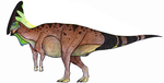 A Much More Average Charonosaurus by Fragillimus335