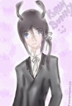 The Kuroh bunny by ForeverNura123