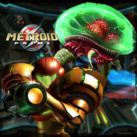 Metroid Prime by PZNS