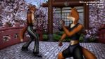 The Sparring by DanScarlet
