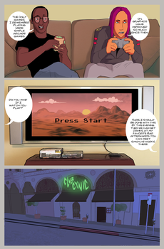 Playing Videogames by HayleyRansom