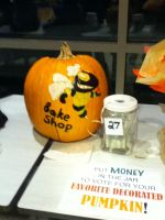 my Baking Class pumpkin by Waterbender1996