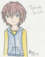 Seiichi Colored by InuKid