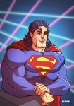 superman circa 93 by m7781