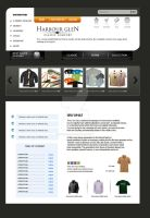 harbour glen web layout2sample by injured-eye