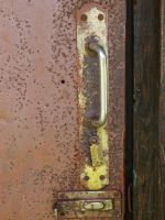 Rusty Lock 3 by K1ku-Stock