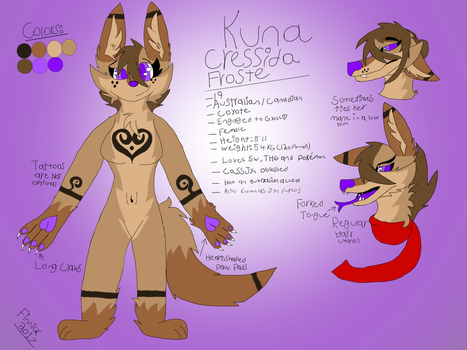 Kuna Official Ref 2017 by Finnickyy-Lucario
