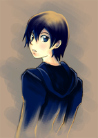 KH: Xion by sorairo-days