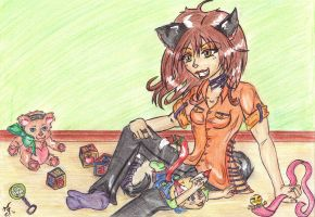 Play time by Meeowy