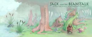Jack and The beanstalk Cover by Noxii