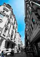 escape from reality by EmirEfe