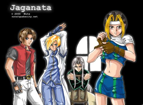 Jaganata initial wallpaper by nutzies