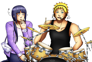 ...Feel the Beat... by Lilicia-Onechan