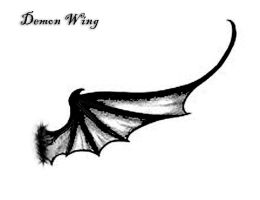 Demon Wing by SnatchMind
