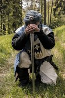 medieval male stock 3 by Liancary-art