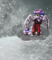 Gift: Cold Front by KHwhitelion