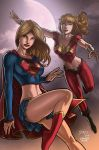 Ladies of Super and Wonder by iANAR