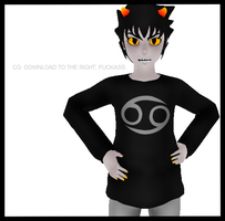 Karkat Vantas Download by MoreSporesPlz