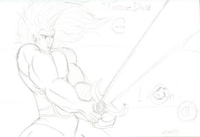 Lion-O by Leon-Fuego