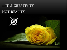 .:Its creativity Not reality:. by suriminam