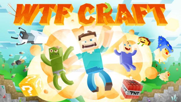 Bashurverse - WTF Craft by greenhair