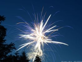 Fireworks 03 by M-L-Griffith