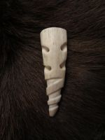 Incense Antler by IkaikaDesign