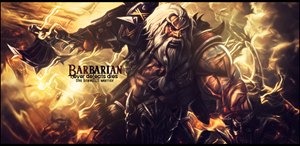 Barbarian Signature by jaybak