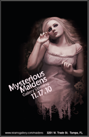 mysterious maidens poster by dayliwonder23