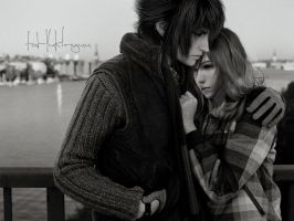 Hold Me Tight (Noctis x Lightning) by TD-Yukiryuu